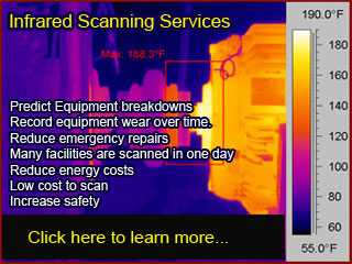 Infrared Scaning Services